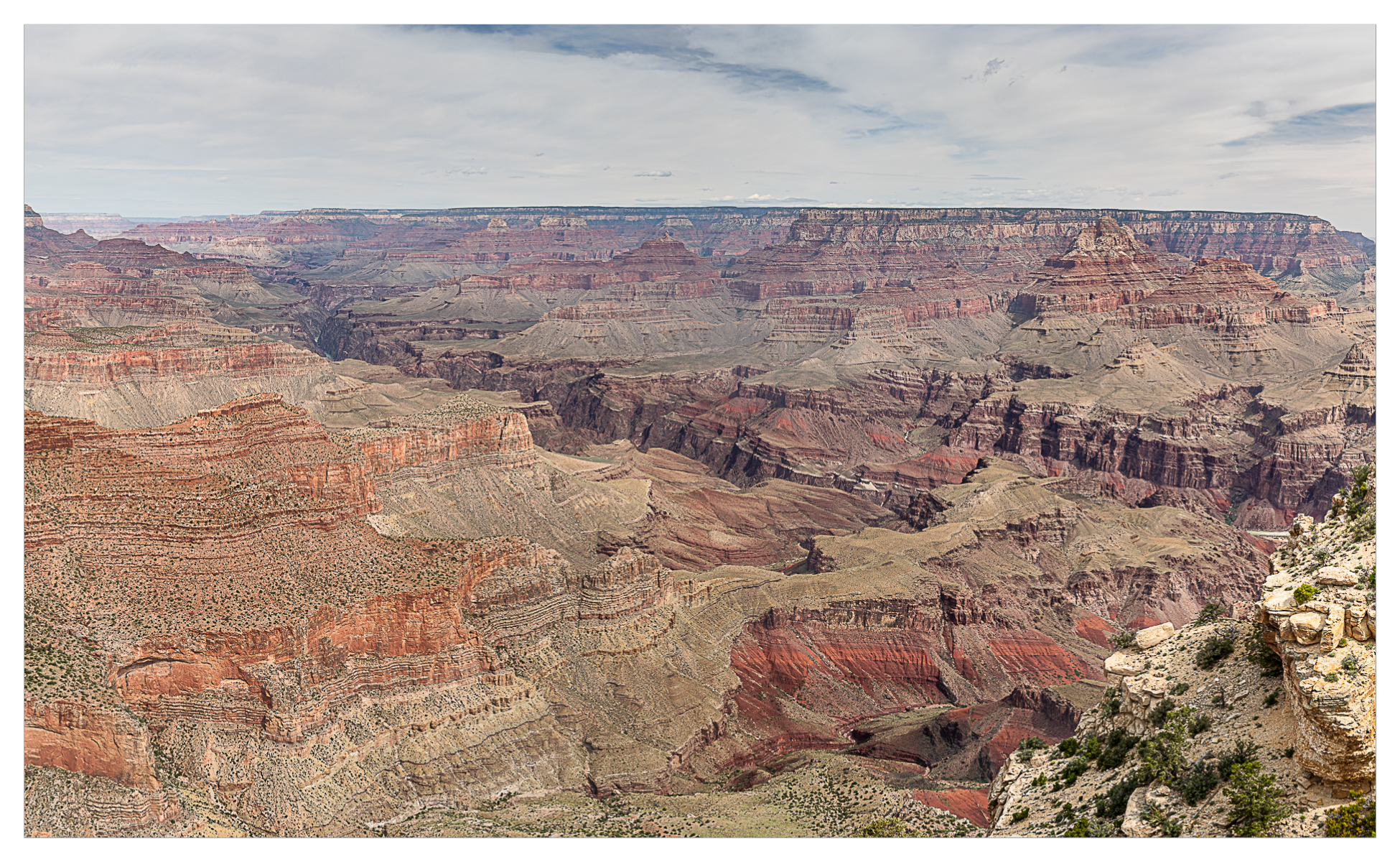 And on to 36 Degrees North – The Grand Canyon!